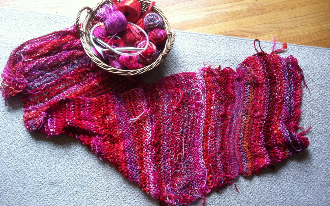 Knitting Infidelity and WIPs