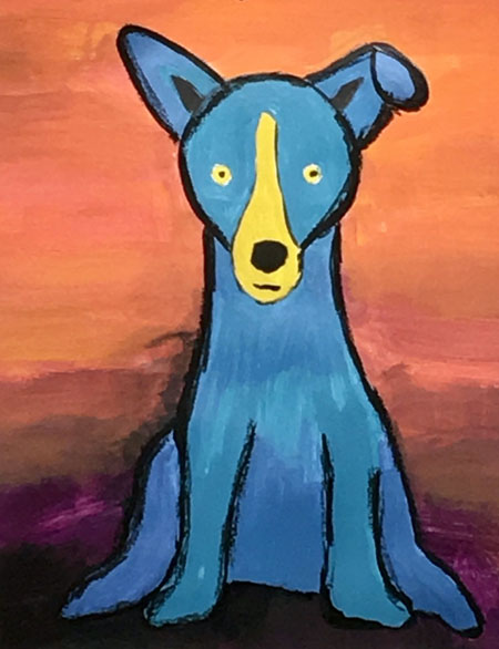 Blue Dog Therapy